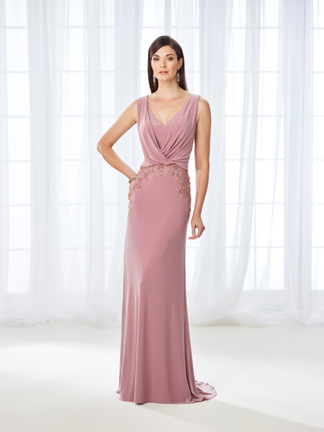 118666 (mauve) Mother of the Bride                              dress by Cameron Blake