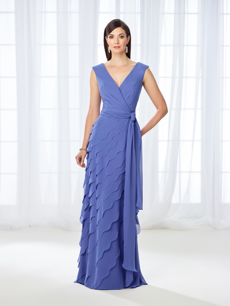 118668 (blue) Mother of the Bride                              dress by Cameron Blake