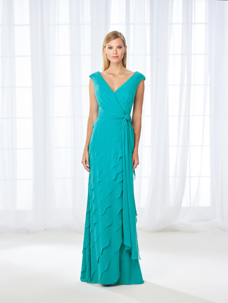 118668 (jade) Mother of the Bride                              dress by Cameron Blake