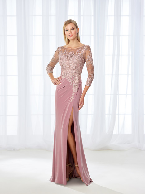 118669 (mauve) Mother of the Bride                              dress by Cameron Blake