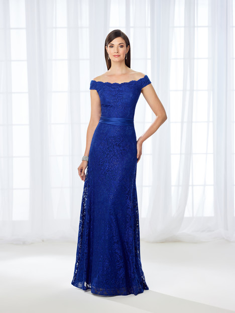 118670 (royal) Mother of the Bride                              dress by Cameron Blake