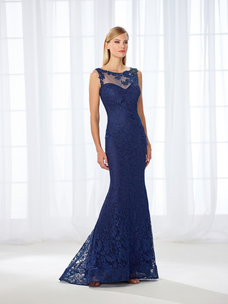 118671 (blue) Mother of the Bride                              dress by Cameron Blake