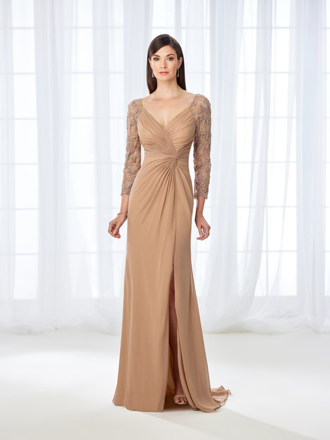 118672 (bronze) Mother of the Bride                              dress by Cameron Blake