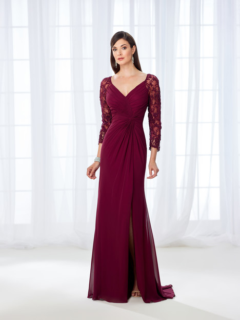 118672 (wine) Mother of the Bride                              dress by Cameron Blake