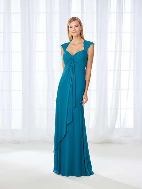 118673 (turquoise) Mother of the Bride                              dress by Cameron Blake