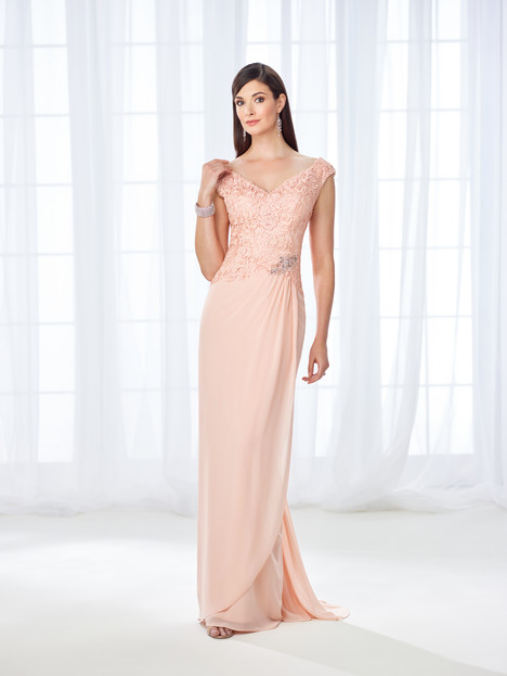 118674 (english rose) Mother of the Bride                              dress by Cameron Blake