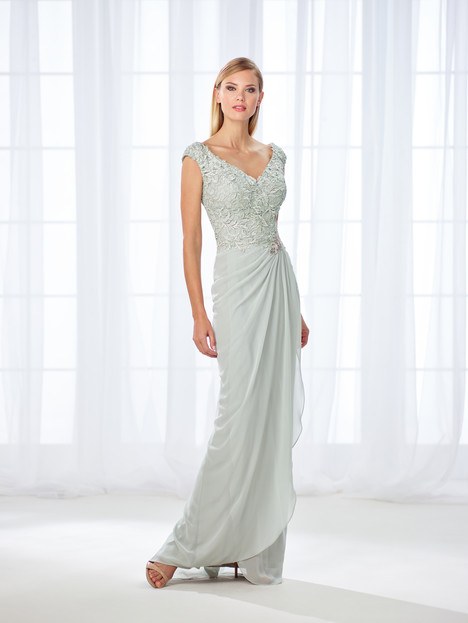 118674 (seafoam) Mother of the Bride dress by Cameron Blake