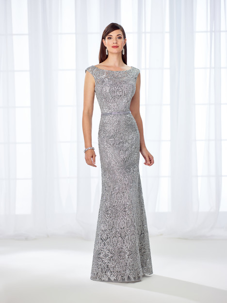 118687 (silver) Mother of the Bride                              dress by Cameron Blake