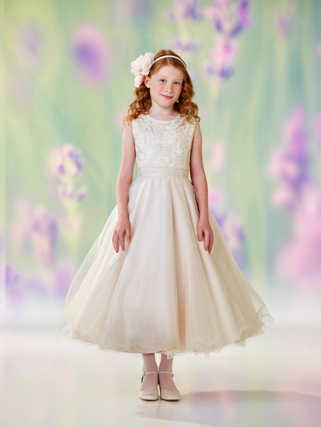 118302 Flower Girl                                      dress by Joan Calabrese