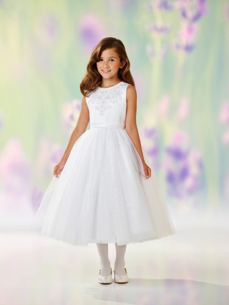 118306 Flower Girl                                      dress by Joan Calabrese
