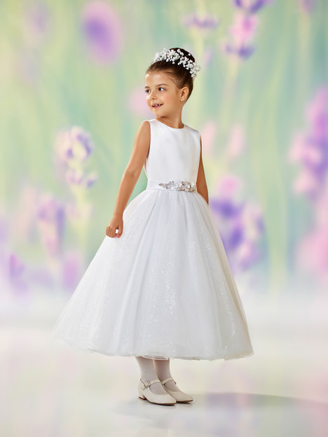 118308 Flower Girl                                      dress by Joan Calabrese