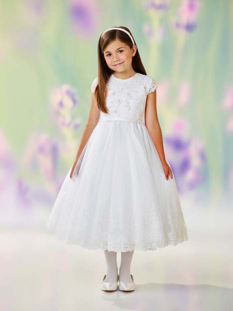 118311 Flower Girl                                      dress by Joan Calabrese