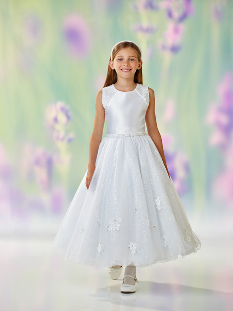 118314 Flower Girl                                      dress by Joan Calabrese