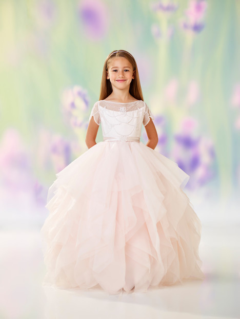 118315 Flower Girl                                      dress by Joan Calabrese