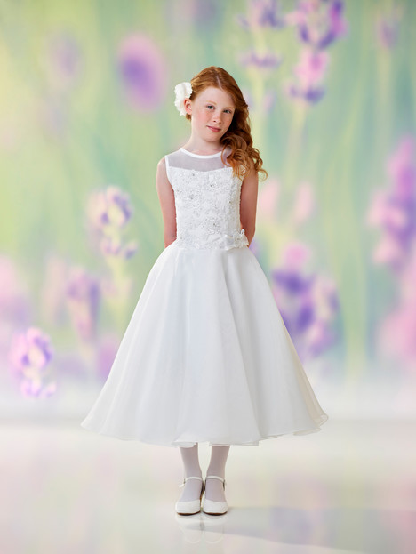 118316 Flower Girl                                      dress by Joan Calabrese