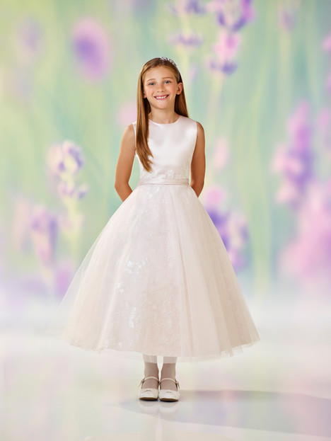 118319 (petal) Flower Girl                                      dress by Joan Calabrese