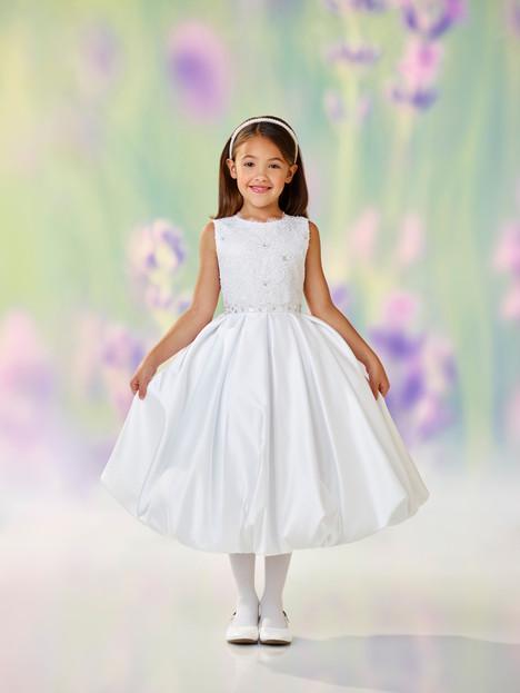 118324 (white) Flower Girl dress by Joan Calabrese