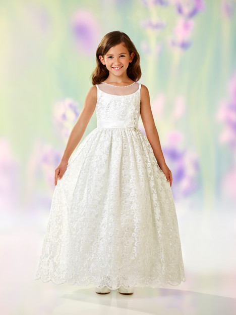 118328 Flower Girl                                      dress by Joan Calabrese