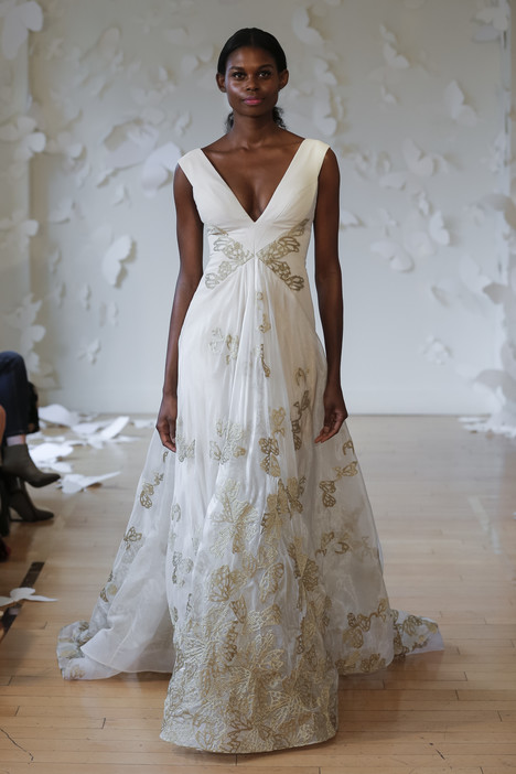Hydrelia Wedding                                          dress by Carol Hannah
