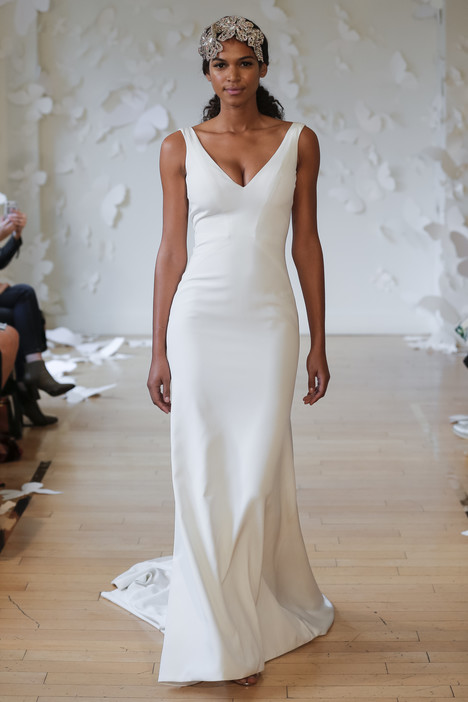 Ilia Wedding                                          dress by Carol Hannah