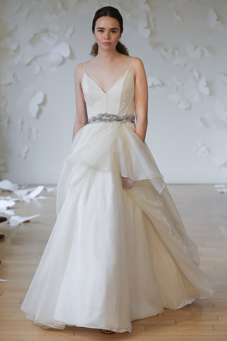 Lutosa Wedding                                          dress by Carol Hannah