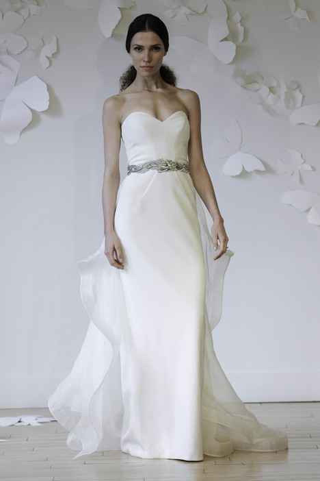 Bellura gown from the 2018 Carol Hannah collection, as seen on dressfinder.ca