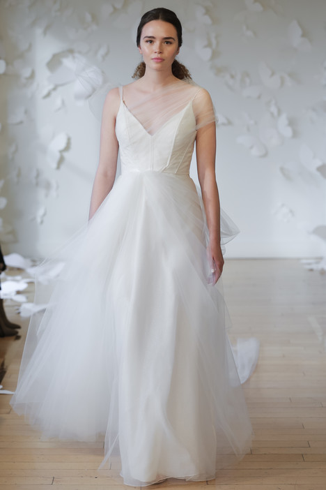 Delicata Wedding                                          dress by Carol Hannah