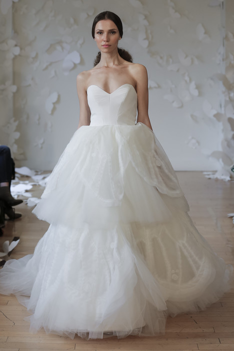 Elealis Wedding                                          dress by Carol Hannah