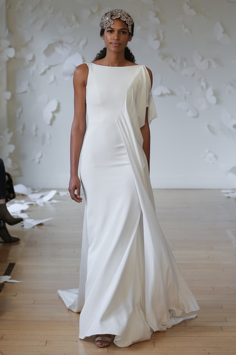 Signata Wedding                                          dress by Carol Hannah