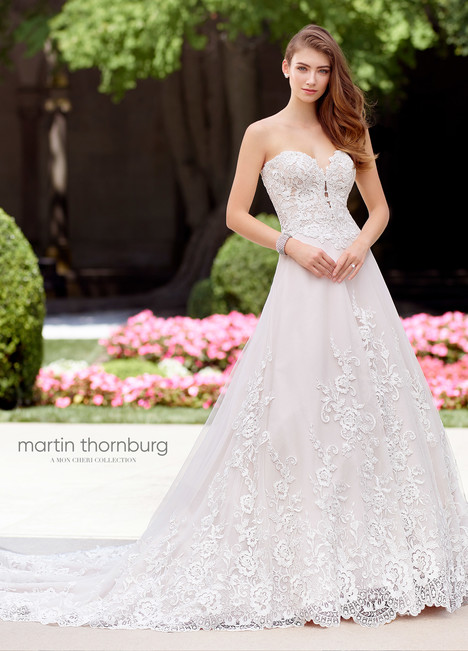 Madrigal (118263) gown from the 2018 Martin Thornburg for Mon Cheri collection, as seen on dressfinder.ca