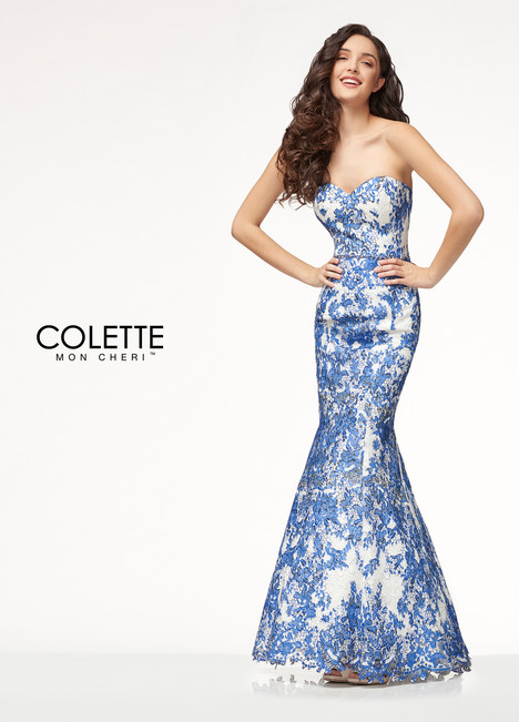 CL18201 Prom                                             dress by Colette by Mon Cheri