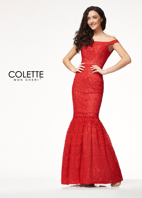 CL18202 Prom                                             dress by Colette by Mon Cheri