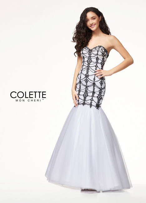 CL18203 Prom                                             dress by Colette by Mon Cheri