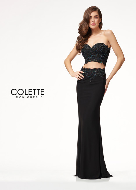 CL18206 Prom                                             dress by Colette by Mon Cheri