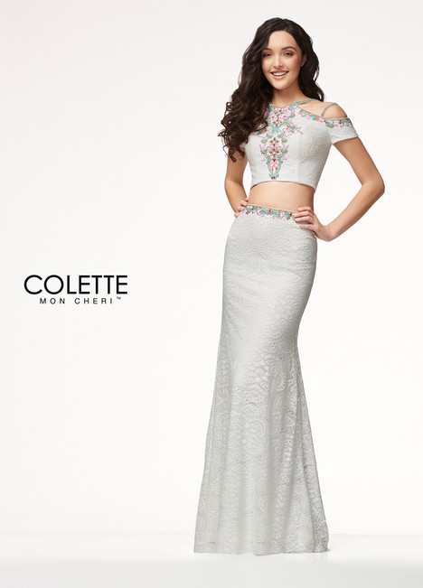 CL18207 Prom                                             dress by Colette by Mon Cheri