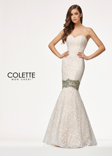 CL18208 Prom                                             dress by Colette by Mon Cheri
