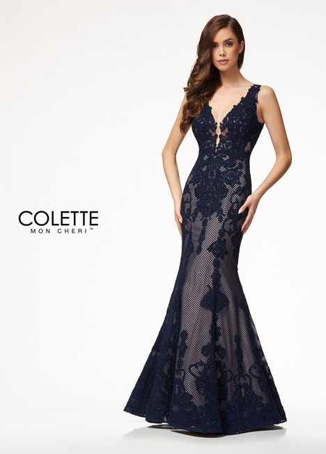 CL18209 Prom                                             dress by Colette by Mon Cheri
