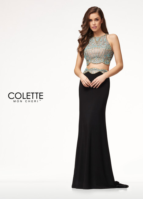 CL18210 Prom                                             dress by Colette by Mon Cheri