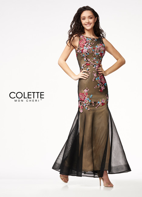 CL18212 Prom                                             dress by Colette by Mon Cheri