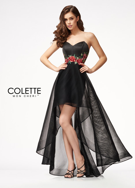 CL18213 Prom                                             dress by Colette by Mon Cheri