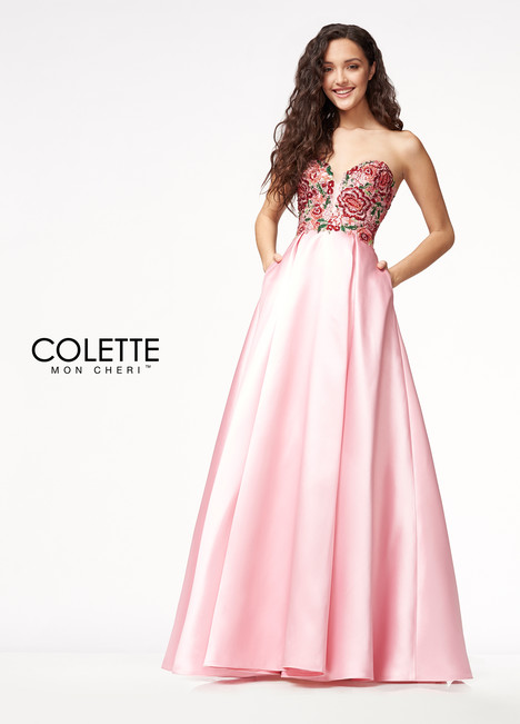 CL18214 Prom                                             dress by Colette by Mon Cheri