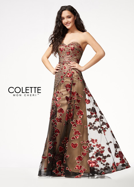 CL18215 Prom                                             dress by Colette by Mon Cheri
