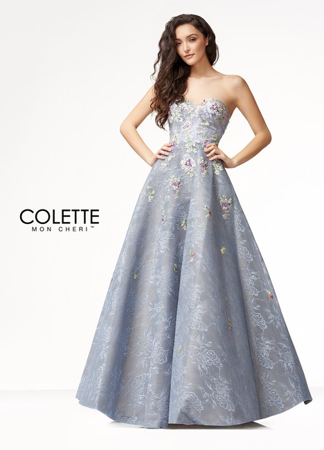 CL18216 Prom                                             dress by Colette by Mon Cheri