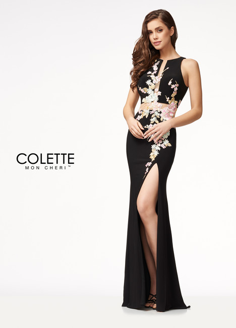 CL18218 Prom                                             dress by Colette by Mon Cheri