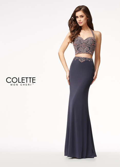 CL18219 Prom                                             dress by Colette by Mon Cheri
