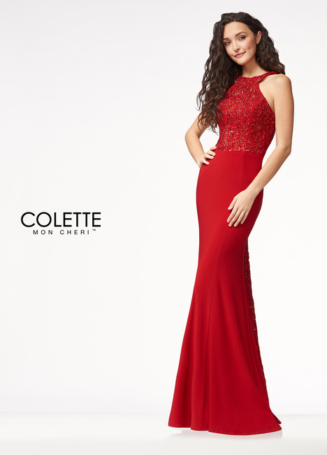 CL18221 Prom                                             dress by Colette by Mon Cheri