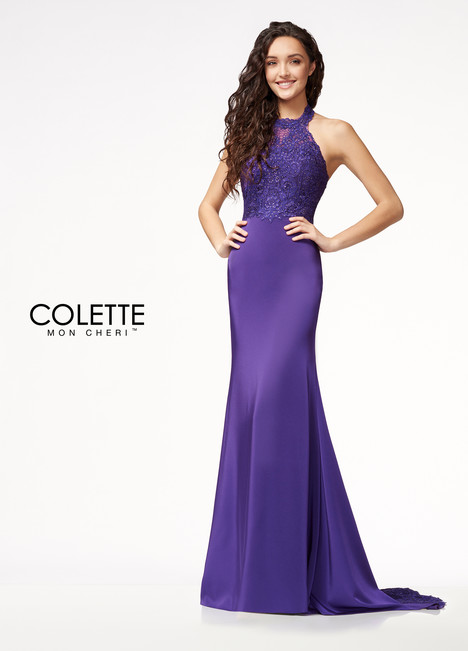 CL18224 Prom                                             dress by Colette by Mon Cheri