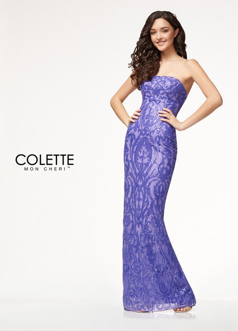 CL18225 Prom                                             dress by Colette by Mon Cheri