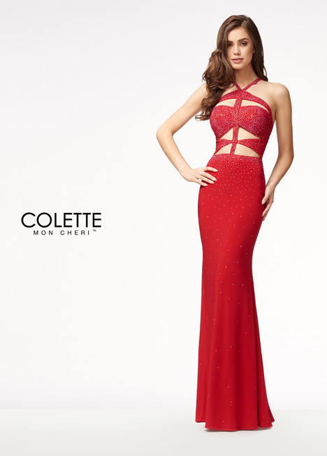 CL18227 Prom                                             dress by Colette by Mon Cheri