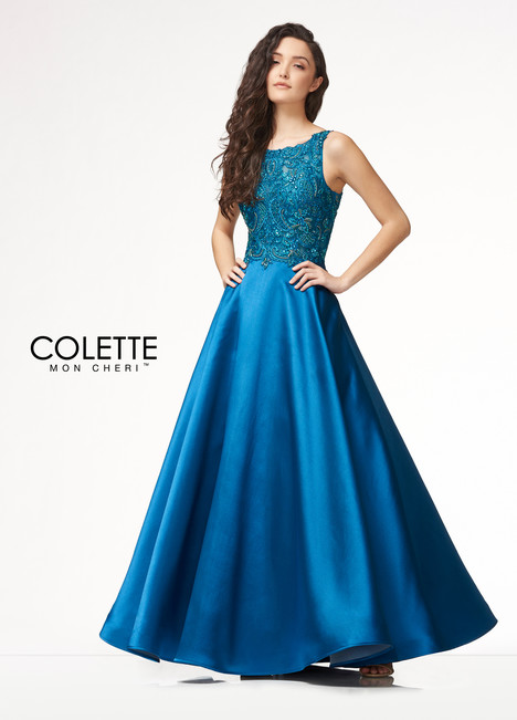 CL18236 Prom                                             dress by Colette by Mon Cheri